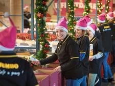 Jumbo verzorgt duizenden kerstdiners voor ouderen en armen