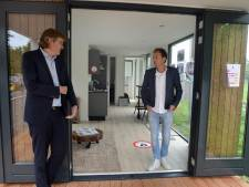 Wow! Is dit een tiny house? Dat wordt in Renesse straks prima wonen