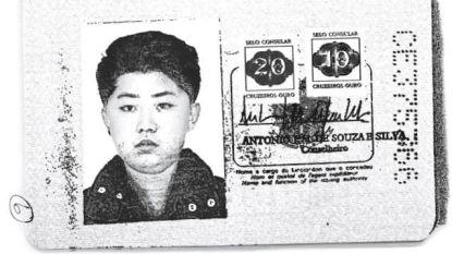 """""""Kim Jong-un gebruikte vals Braziliaans paspoort"""""""