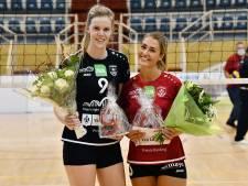 """Britt Thielemans en Sarah Coppens (Interfreight Antwerp Volley Team) krijgen afscheidswedstrijd: """"Jaren in Antwerpen waren fantastisch"""""""