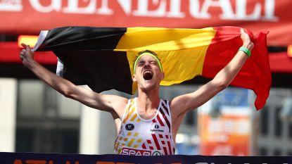 Nog een gouden medaille! Koen Naert loopt iedereen in de vernieling en verovert met toptijd Europese marathontitel