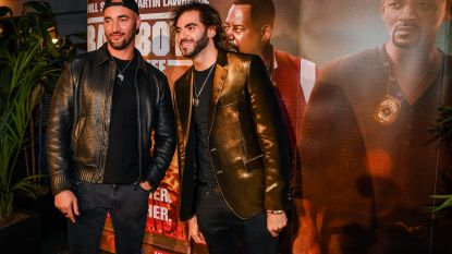 IN BEELD. Adil & Bilall en BV's schitteren op première 'Bad Boys For Life'