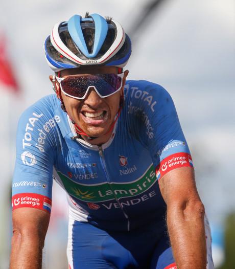 Wielerploeg Terpstra slaat Giro-wildcard af: 'We zijn niet groot genoeg'
