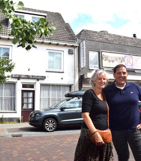 Café Goirle maakt plaats voor slagerij en appartementen