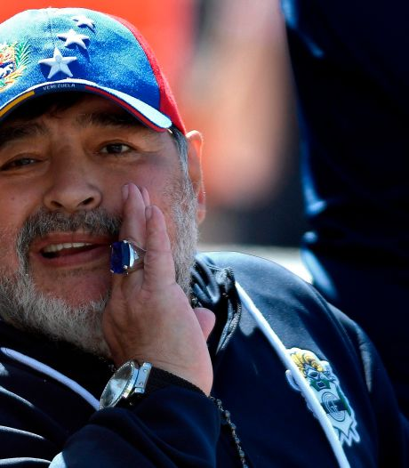 Diego Maradona n'avait pas récemment consommé d'alcool ou de stupéfiants, selon une nouvelle expertise