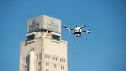 Antwerpse politie koopt twee toestellen om vijandige drones uit de lucht te halen