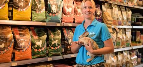 Hamsterwoede sloeg ook toe in Eibergse dierenspeciaalzaak
