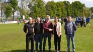 Gedaan met voetballen in de modder: KVV Duffel en gemeentebestuur leggen kunstgrasveld aan