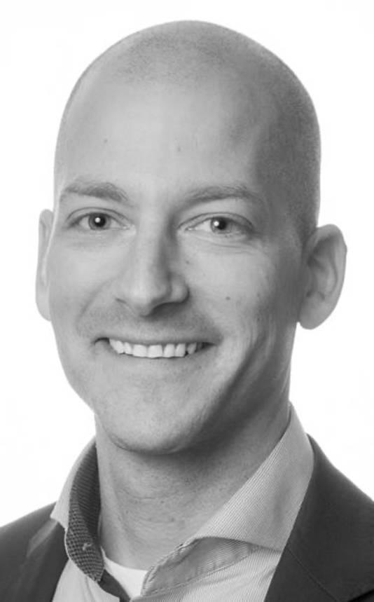 Guus van der Burgt, mede-eigenaar van Viditel.