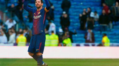 Messi vertrekt gratis na afscheiding Catalonië
