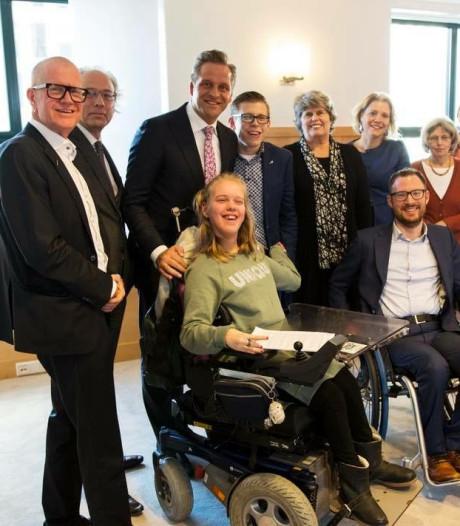 Noodzakelijke lessen van mensen met een handicap in Someren: gelijke behandeling