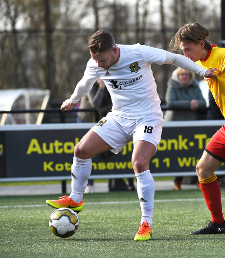 FC Winterswijk pakt knap punt tegen Rohda Raalte