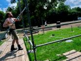 Festivalterrein in Wantijpark wordt weer opgeruimd