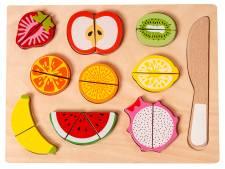 Zeeman waarschuwt voor verstikkingsgevaar houten speelgoedfruit