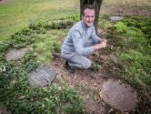 Peter (51) uit Groesbeek is in de ban van putdeksels