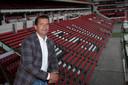 Frans Janssen, huidig commercieel directeur van PSV.