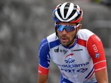 Thibaut Pinot renonce au Tour de France pour disputer le Giro cette saison