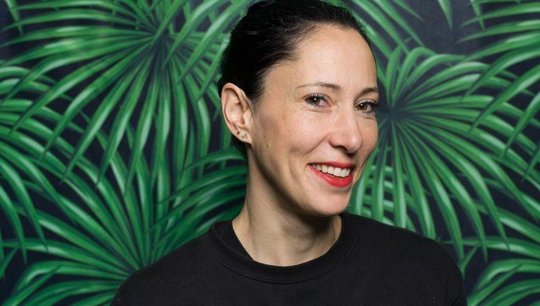 Saskia de Coster: 'Je kunt ook op andere manieren lezers bereiken.' Beeld Ivo van der Bent / de Volkskrant