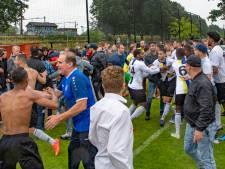 FC Tilburg schorst lid voor één jaar, maar doet geen aangifte tegen Madese Boys