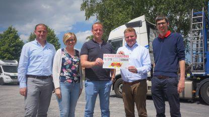 Truckrun strijkt straks weer neer in Oudenburg: 156 trucks maken ritje met mensen met beperking