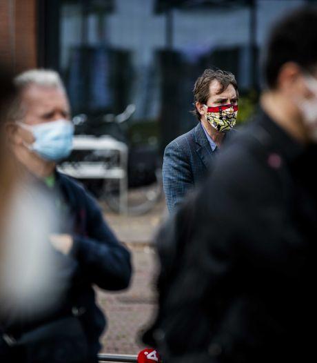 Près de 1.900 nouvelles contaminations aux Pays-Bas