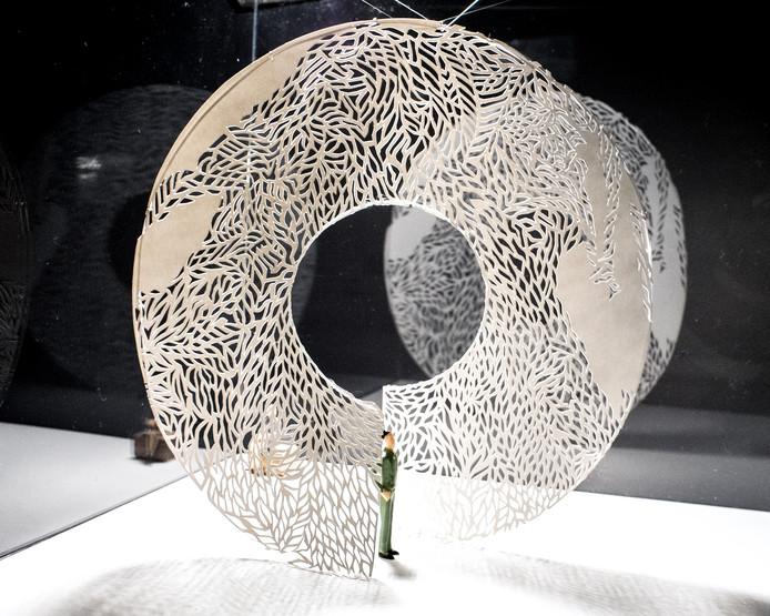 Enschede Eclips, kunstwerk komt op Hoedemakerplein in Enschede te staan.