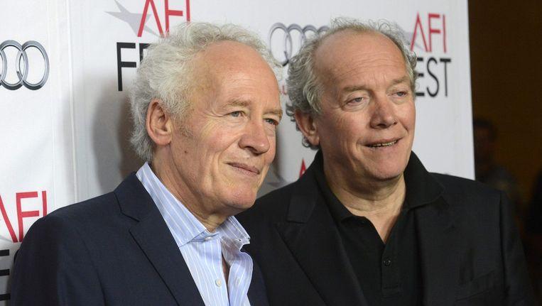 Jean-Pierere en Luc Dardenne.