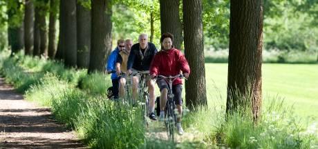 Duitsers, Belgen en mooi weer zorgen voor meer toerisme in Achterhoek