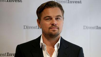 Leonardo Di Caprio gespot op feestje van ex-vriendin Rihanna, samen met zijn nieuwe vlam