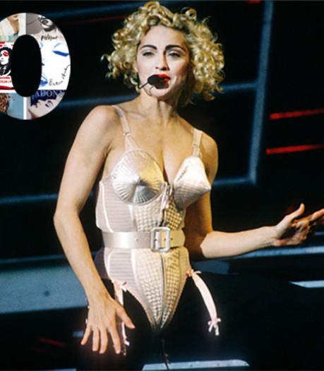 Imitatie en inspiratie: in de ban van Madonna