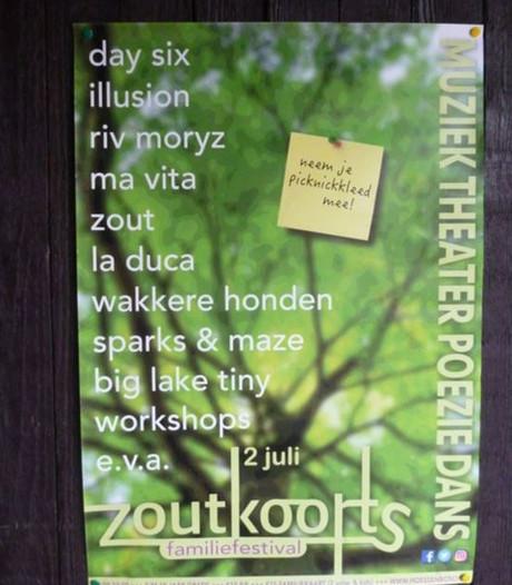 Picknickkleedjes gewenst bij tweede editie van Zoutkoorts in Bergs Hoessenbosch