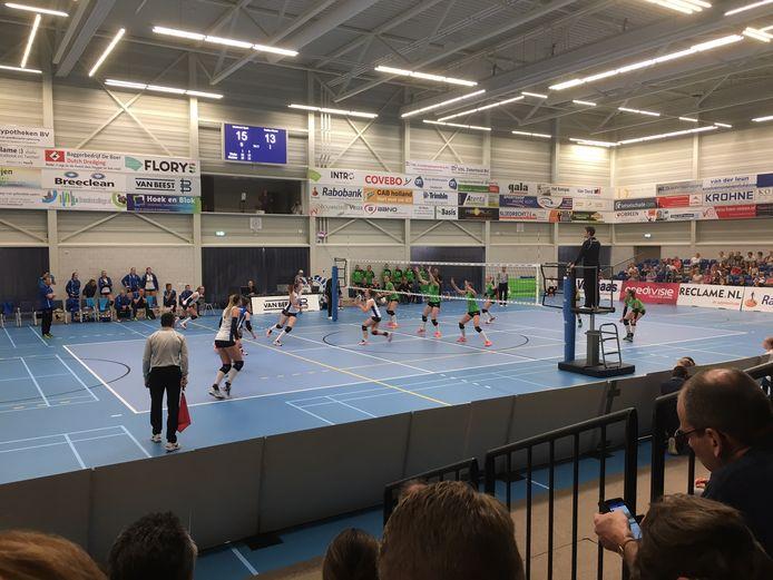 Sliedrecht Sport sleepte de tweede zege in de finale van de play-offs in de wacht.