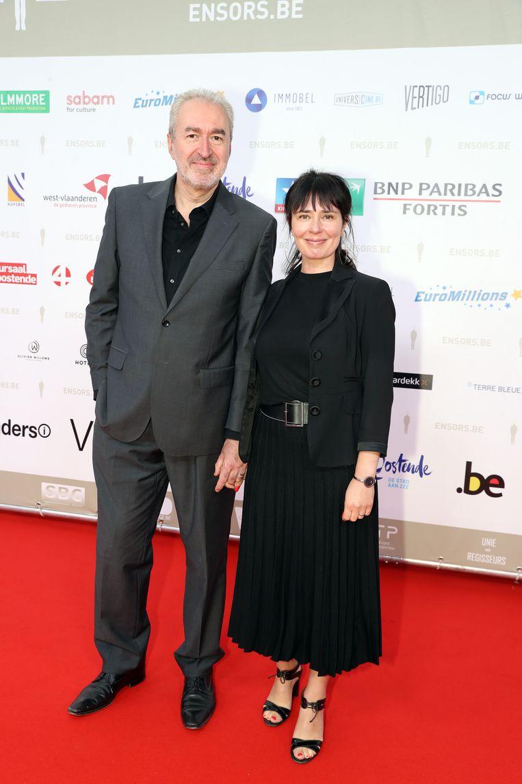 Bruno Wijndaele en zijn partner Jess.