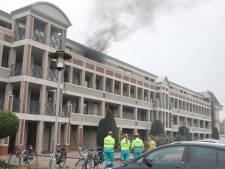 Veel schade bij brand in appartement Best