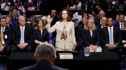 John McCain, zelf ooit gefolterd, verzet zich tegen nominatie van Gina Haspel als CIA-baas