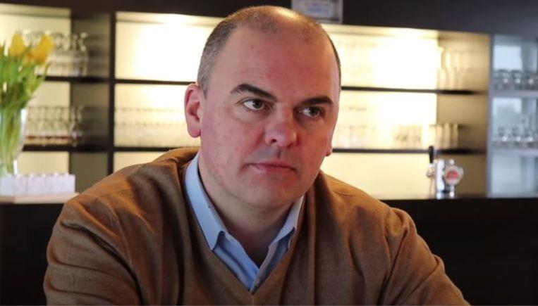 Roeselare-voorzitter Yves Olivier.
