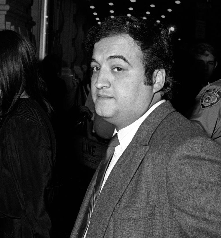 John Belushi in 1980. Beeld Ron Galella Collection via Getty