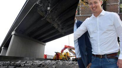 """Hannes Anaf (sp.a): """"Bruggen te weinig gecontroleerd door besparingen"""""""