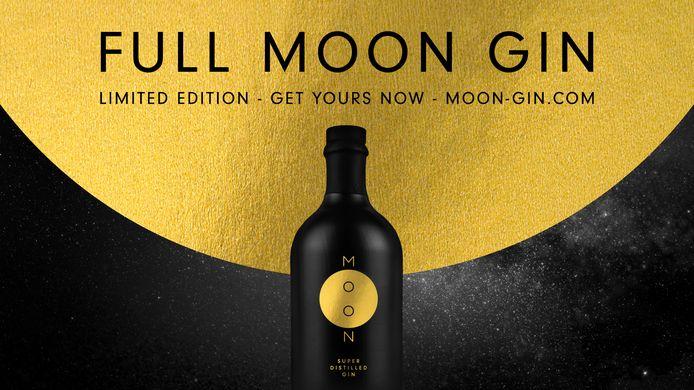 De nieuwe Moon Gin.