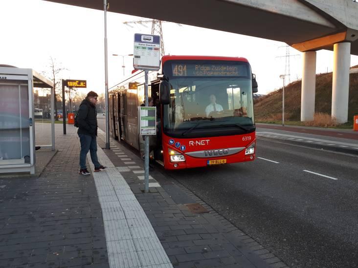 Qbuzz plaatst alsnog dodehoekspiegels op haar fonkelnieuwe elektrische bussen in de Drechtsteden