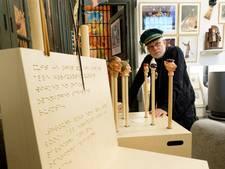 Voelen is een must bij het Poppenspelmuseum