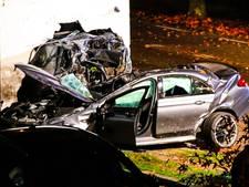 Apeldoornse ondernemer ontsnapt aan de dood bij crash benzinepomp