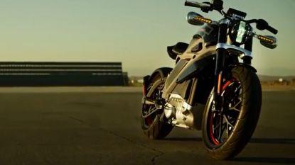 Een elektrische Harley-Davidson: minder luid, minder krachtig, even cool