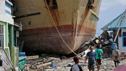 Al zeker 1.658 doden op Sulawesi, vrees voor nog honderden vermisten