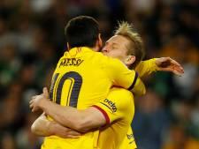 LIVE | Barça-spelers leveren 70 procent in, Mercedes maakt ademhalingsapparaat