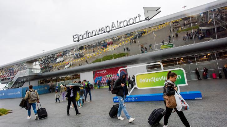 Tijd van groei Eindhoven Airport voorbij