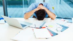Stressen om stress: je hersenen zullen het geweten hebben