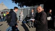 """Vlaams Belang voert actie aan Sint-Norbertusinstituut: """"Aparte speelplaats tijdens ramadan is fout signaal"""""""