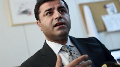 Turkije moet oppositieleider Demirtas vrijlaten