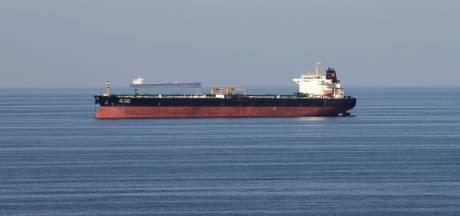 'Iraanse schepen probeerden beslag te leggen op Britse olietanker in de Golf'